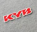 Стайлинг автомобиля виниловый Авто Наклейка на заднее окно кузова мотоцикла Exhuast наклейки на трубы для подвески KYB