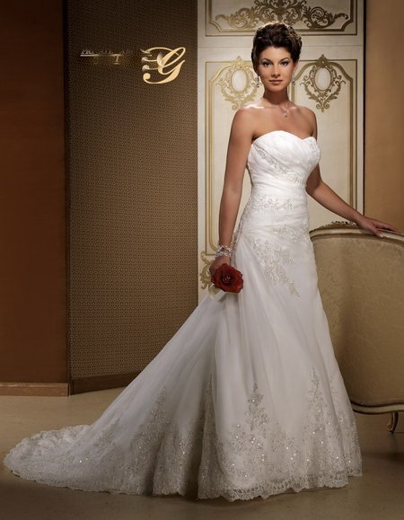 Free Shipping 2018 Bandage Top Strapless Dress Custom Size Vestido De Noiva Lace Famous Designer Mother Of The Bride Dresses