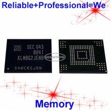 KLMBG2JENB B041 BGA153Ball EMMC5.1 5.1 32GB Mobilephone Memory New original and Second hand Soldered Balls Tested OK