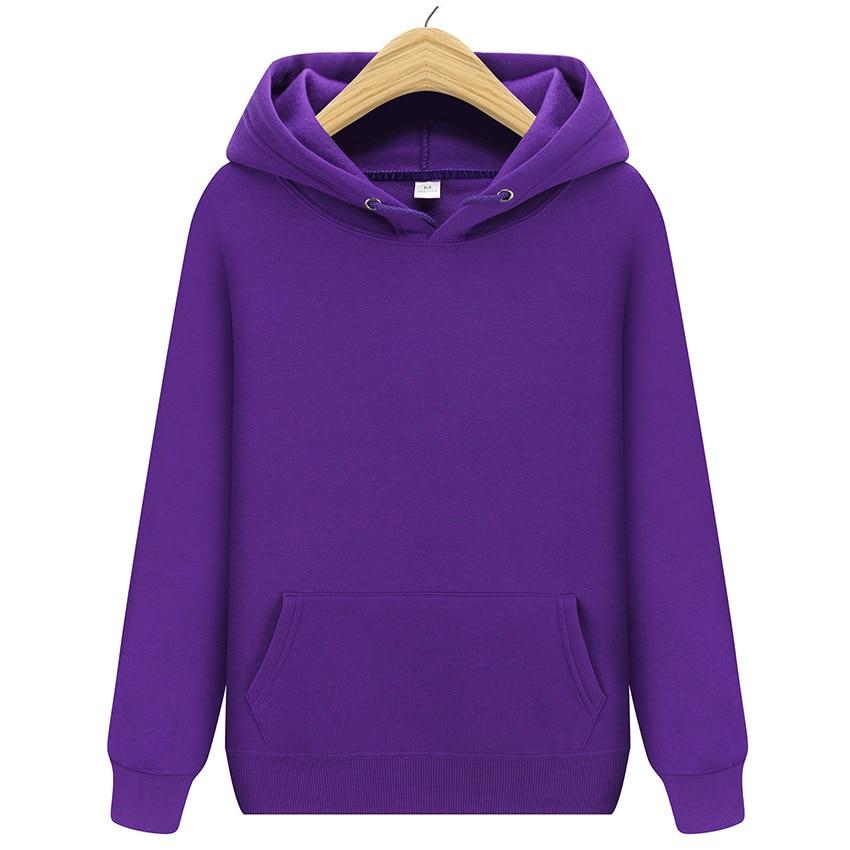 New Casual Hoodie Fashion Hip Hop Street Wear Sweatshirts Skateboard Men/Woman Pullover Hoodies Male Orange Purple Yellow Green