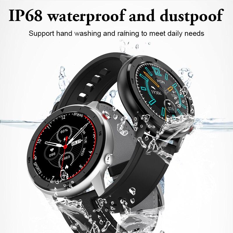 DT78 SmartWatch Men Women Smart Watch Fitness Bracelet Activity Tracker Wearable Devices Waterproof Heart Rate Monitor WristBand