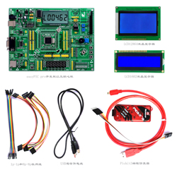 EasyPIC Pro Learning Evaluation Development Board Package A with DsPIC33FJ256GP710A Core Board