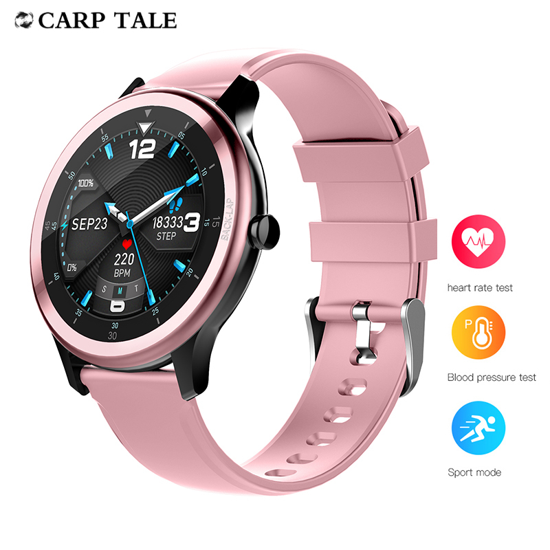 women's Smart watch 2020 IP68 Waterproof Sports watches Bracelet Heart Rate Sleep Monitoring men Smartwatch for huawei xiaomi