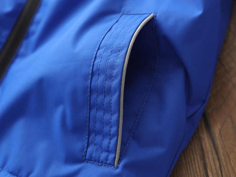 Chłopięca kurtka zimowa płaszcz dziecięcy chłopiec z kapturem ocieplana bawełną świąteczna ciepła kurtka maluch chłopiec ubrania 3-12 lat