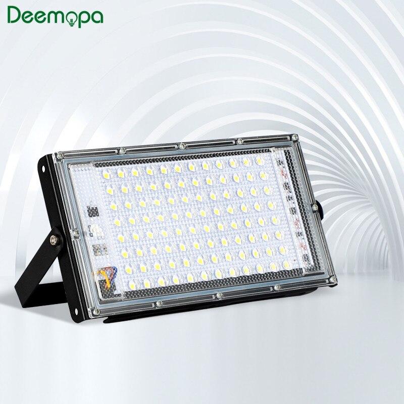 Светодиодный прожектор 30 Вт, 50 Вт, 100 Вт, 220 В переменного тока, 230 В, 240 В