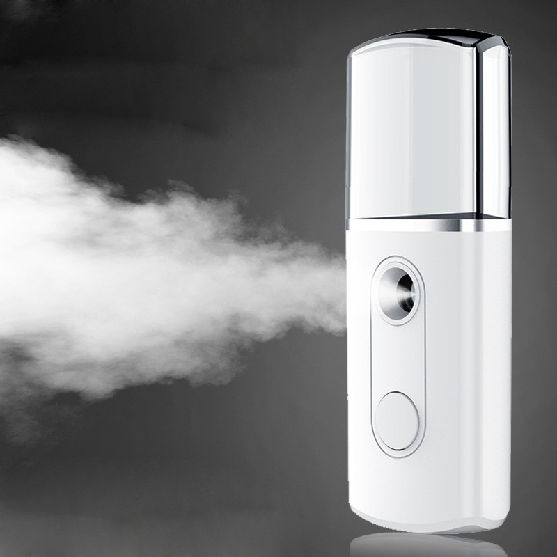 ELOOLE Portable USB Nano Mister Steamer Humidifier Mini Facial Cooling Mist Sprayer Moisturizing Clearing Face Humidifiers