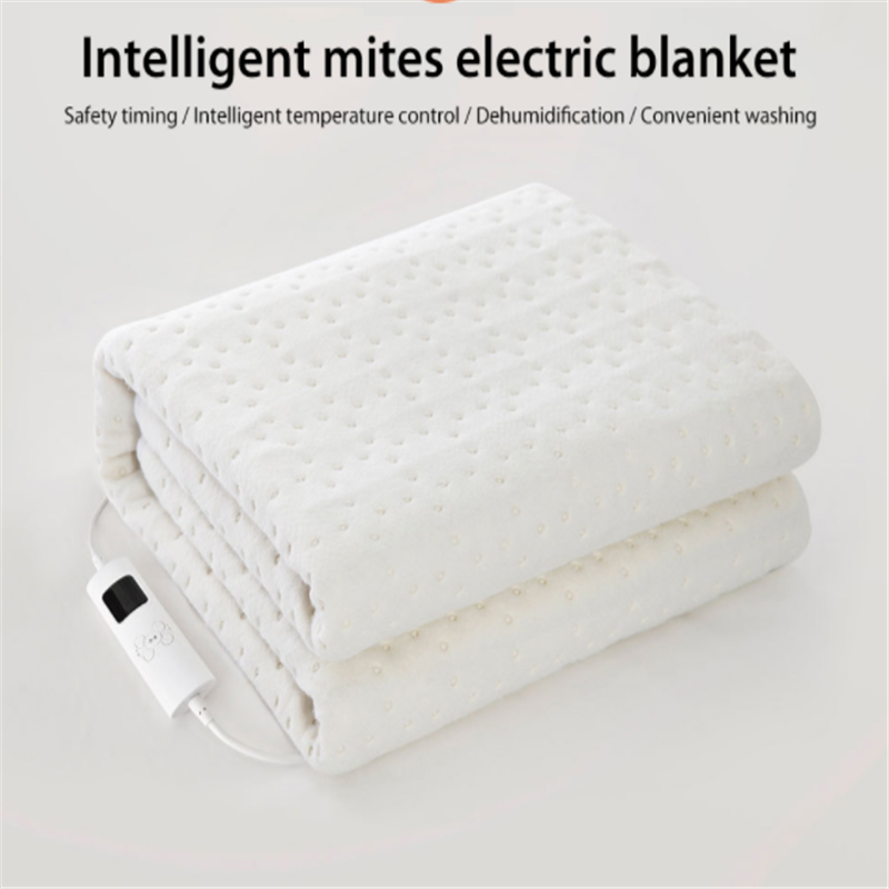 Xiaomi youpin smart removing mites Electric blanket safety timing Intelligent temperature control Convenient washing for winter image