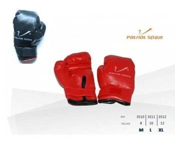 Guantes de Boxeo para Kick Boxing Talla 12 XL Negro Valmoni Sport