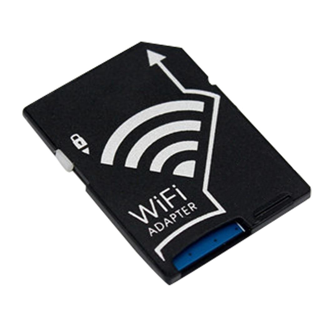 Micro TF Converter Wifi SD Card Adapter Flash Card Converter High Quality Camera Photos Wireless Transmit for Canon Camera