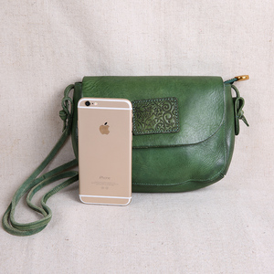 Image 2 - AETOO oryginalne torebki ze skóry ręcznie robione mini torebka sztuka ze skóry proste ramię retro kobiety Messenger mała torba kwadratowa