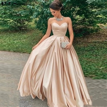 Ball-Gown Quinceanera-Dresses Angelsbridep Satin Formal Floor-Length Party Plus-Size