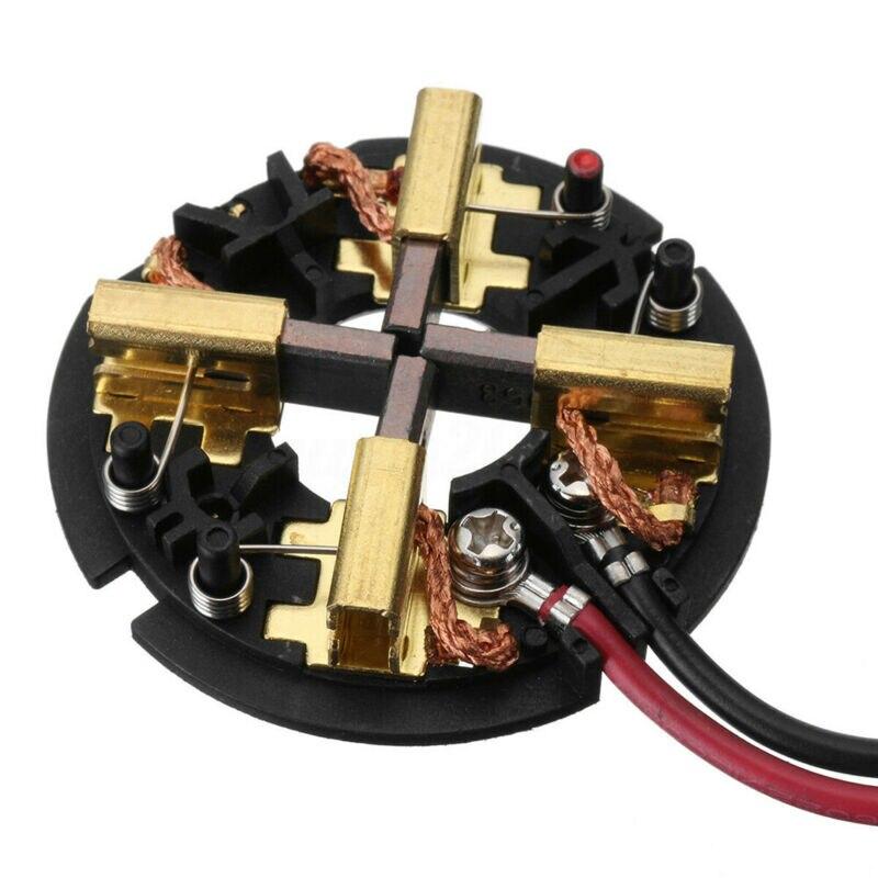 Carbon Brush Holder Card Assembly  For AEG Milwaukee M18 M12 706852 Universal