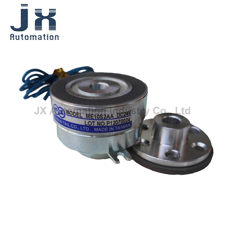 Taiwan CHAIN TAIL Electromagnetic Bearing Mounted Clutch ME10S2AA (E8)  ME10S4AA (E10)  ME1S06AA (E 6)  ME1S09AA (E6) with Hub