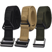 1000D Nylon Duty Military Tactical Belt Adjustable Emergency Rescue Waist Hunting Support