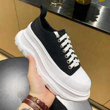 2020 Designers Women Platform Sneakers Ulzzang Korean Fashion Woman Chunky