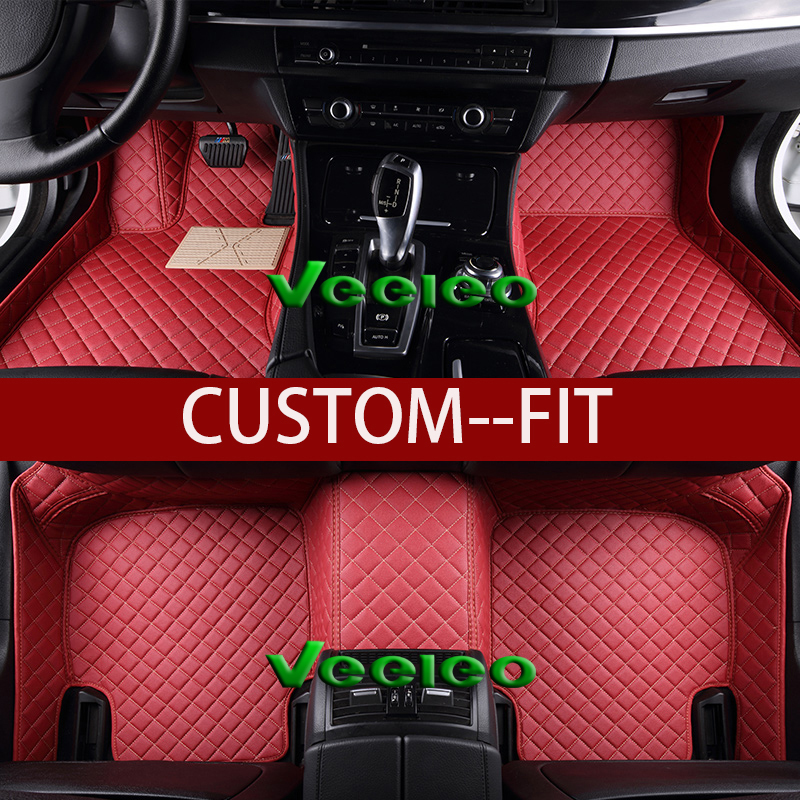 03-09 Tailored Made Fitted Car Floor mats for PORSCHE CAYENNE