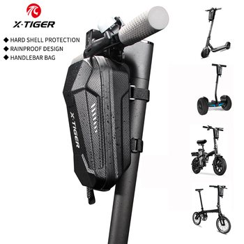 X-Tiger Electric Scooter Bag for Xiaomi M365 Scooter Bag Waterproof Electric Scooter Head Handle Bag Bicycle Electric Bike Bag
