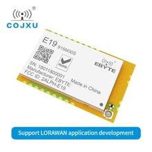 10 adet/grup LORAWAN Lora SX1276 915mhz 1W IoT uhf kablosuz alıcı E19 915M30S rf modülü uzun menzilli IPX damga delik anten
