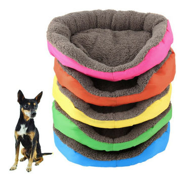 Dog4 Colors Soft Flannel 1