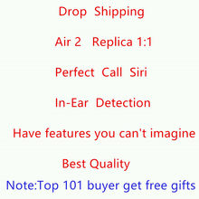 i20000 Killer Airpods Wireless Earphones Air 2 Pop up In-Ear Detection Perfect Call Siri Bluetooth Headsets PK i10000 TWS(China)