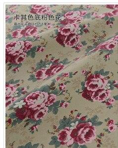 Толщина ткани из чистого хлопка и ткани для штор и стола