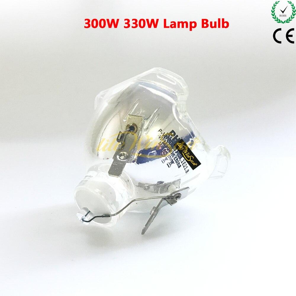 VIP 300 330W Philp лампа OEM Высокое качество 330W 15R Луч движущаяся головка источник освещения