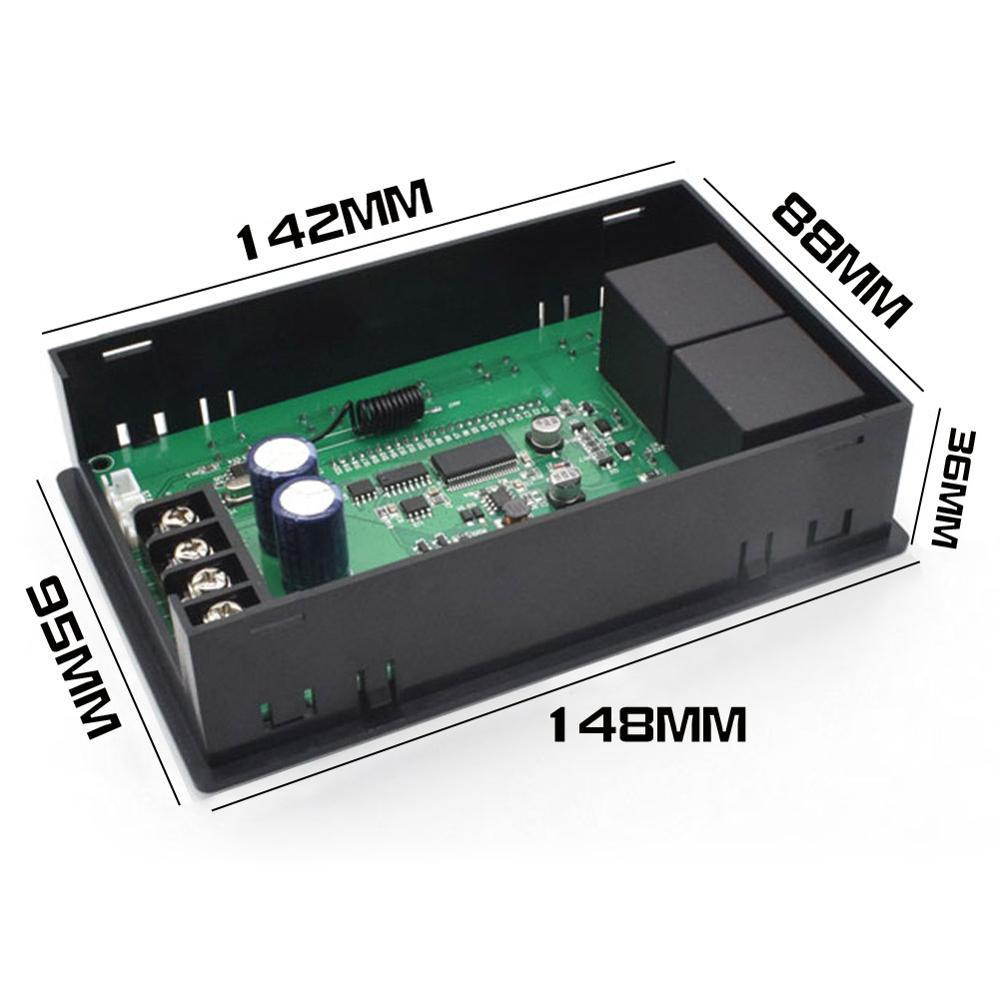 ajustavel 60a pwm dc controlador de velocidade 05