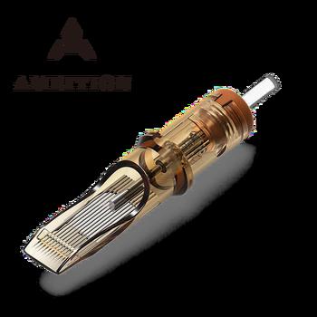 Ambition Tattoo Cartridge Needles Magnum Medium Taper 0.35mm 1205m1 1207m1 1209m1 1211m1 1213m1 1215m1 5m1 7m1 15m1 13m1 9m1 - discount item  28% OFF Tattoo & Body Art