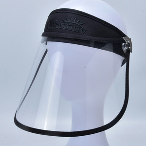 Image 5 - Anti Droplet Dust proof Full Face Cover Mouth Mask Protective High quality Visor Shield Droplet Face Shield Washable Transparent