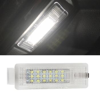 1 шт. без ошибок автомобильное светодиодное освещение багажника для VW GOLF 4/5/6 подсветка багажника 12 в 6000 К белый CANBUS для Volkswagen Jetta Passat Polo