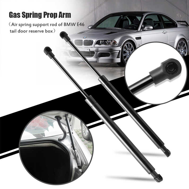 No logo 2x Car Rear Trunk Tailgate Boot Gas Spring,Shock Lift Strut Support Rod 51247060623 for BMW 3 Series E90