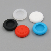2019 New 2Pcs Joystick Cap Silicone Analog Thumbstick Button Cover For Nintendo Switch цена и фото