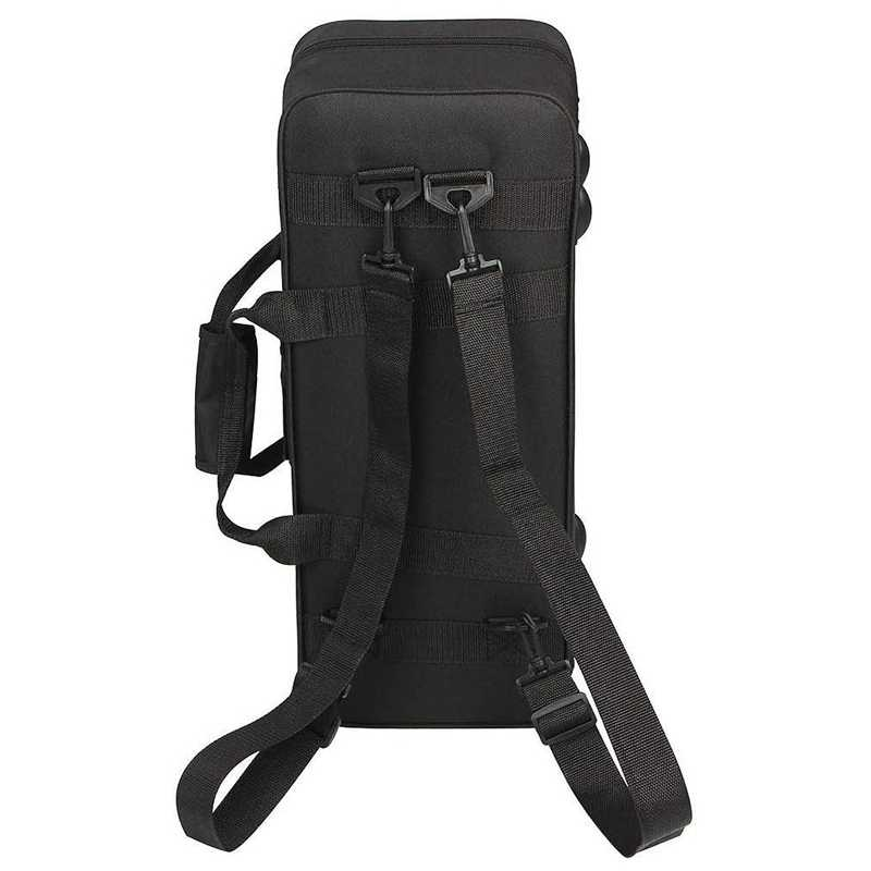 Новый-труба Gig Bag Box рюкзак водонепроницаемый Оксфорд ткань чехол для переноски с регулируемым двойным плечевым ремнем карман из пены Cott