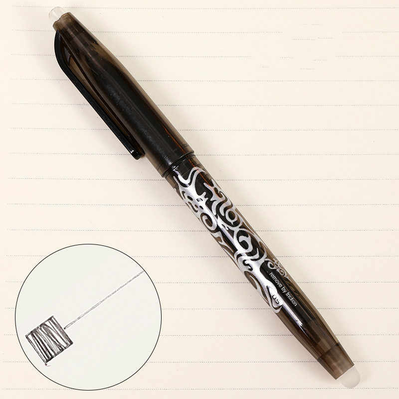 Kirsche Rosa Löschbaren Kugelschreiber Stifte Vintage Alle Art von Farbe Kugelschreiber Business Writing Geschenke Büro Schule Liefert Schreibwaren