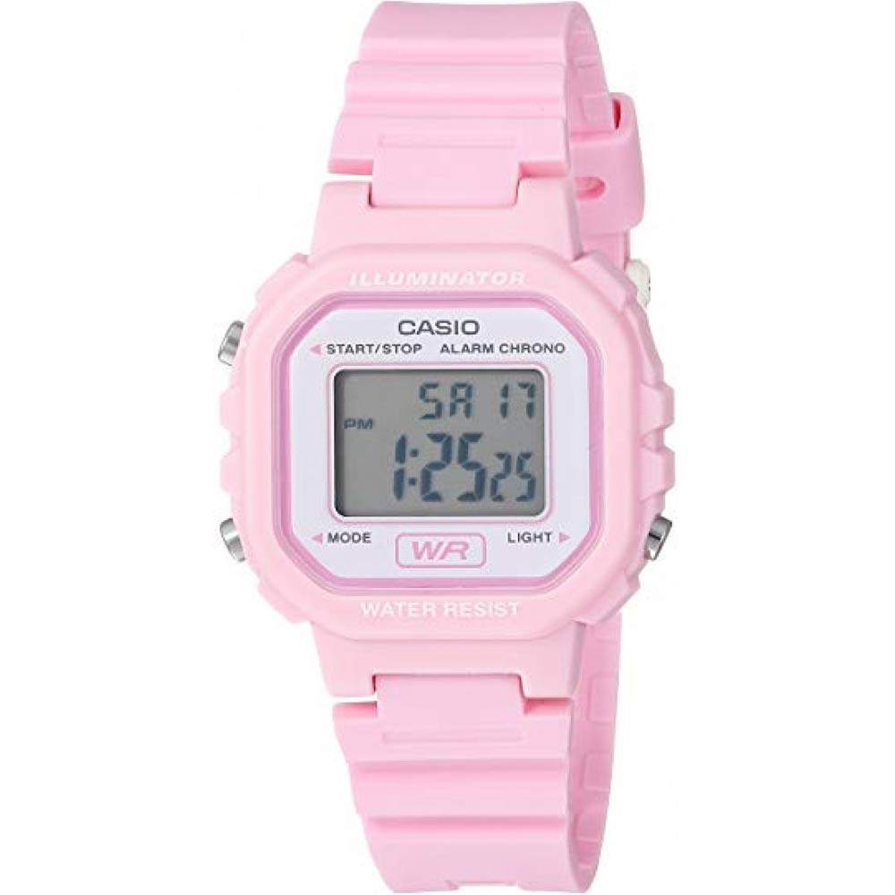 Casio Wrist Watches LA-20WH-4A1 Children Quartz