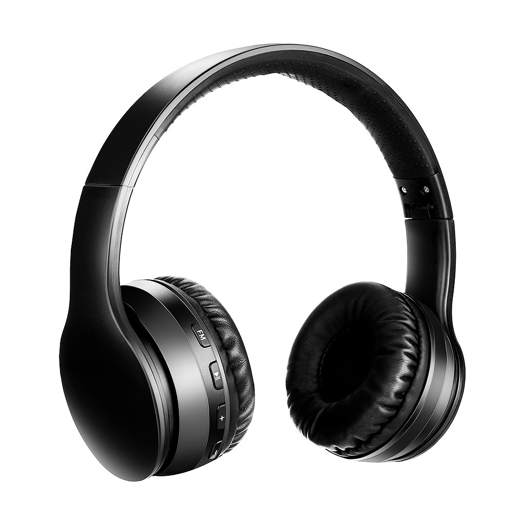 Game Headphone For Laptops Over Ear Bluetooth Headphones Foldable Wireless Stereo Headset with FM Radio For iPhone PP4