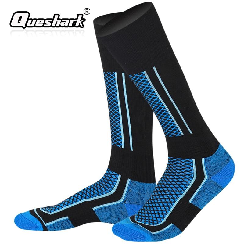 New High Quality Men Women Child Skiing Socks Winter Outdoor Sport Snowboarding Hiking Ski Socks Warm Thicker Cotton Thermosocks