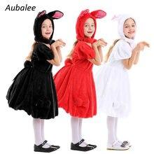 Детская для девочек в стиле Каваий; Пояс виде кролика; Милый