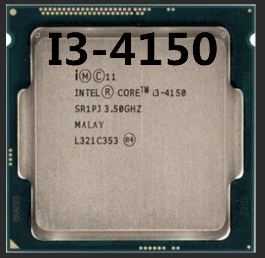 Intel Core I3-4150 I3 4150 3.5 GHz Dual-Core CPU Processor 3M 54W LGA 1150