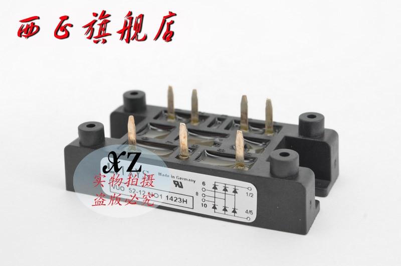 VUO52-08NO1 power three-phase rectifier bridge modules , spot--XZQJD