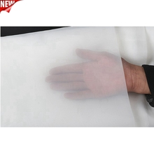 Fabric FILTER-MESH 25-Micron 500-Mesh/in Cloth Paint-Screen Soya-Bean Wine-Net Gauze