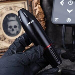 Image 5 - Professional TattooปากกาปืนMatte Rotary Tattooสำหรับเครื่องเข็มเข็มสักอุปกรณ์