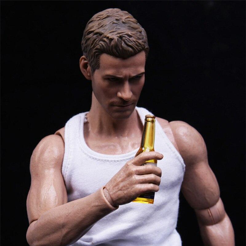 HOT FIGURE TOYS 1//6 model Scene accessories Bottled beer Corona carlsberg