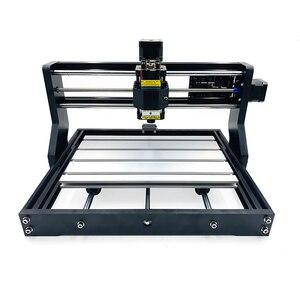 Image 3 - CNC 3018Pro graveur Laser 3 axes fraisage Laser Machine de gravure pour Sculpture bois routeur Support hors ligne Laser Cutter 0.5 15W