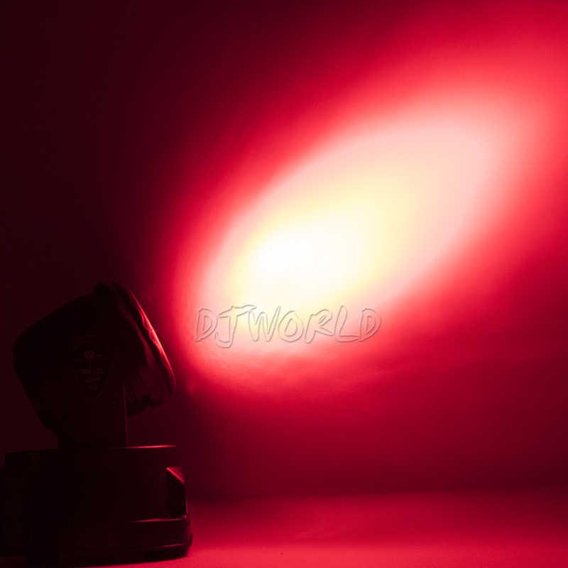 Djworld LED 7X18W Luce Della Lavata RGBWA + UV 6in1 Testa Mobile Luce Della Fase di DMX Luce della Fase del DJ Del Partito Locale Notturno Concerto fase Professionale