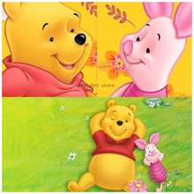 Winnie The Pooh Cartoon DIY Full 5D Diamond Painting Kreuzsticken Kits Geschenk