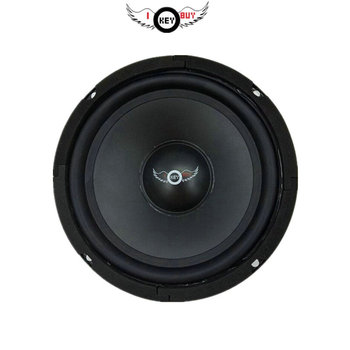 I KEY BUY High Quality Hifi Speaker 6.5 Inch 300 W 8 Ohm PP Basin Auto Mid-Range For Acoustic Stage Home Theater Louder Speakers hifi home system speaker hifi pa louder speaker karaok home speaker