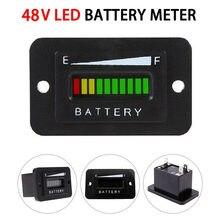 48v Вольт заряда батареи Измеритель для ezgo club car yamaha