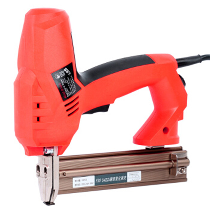 Nail Gun Electric Nailer Electric Tacker Dual Purpose Nailing Gun Electric Rivet Guns