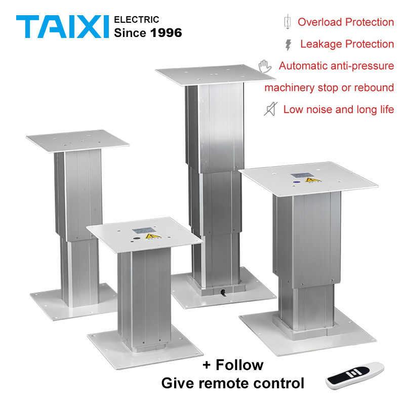 électrique élévatrice électrique laboratoire Tatami plate table actionneur domestique pour linéaire forme automatique élévatrice OkXPZiu